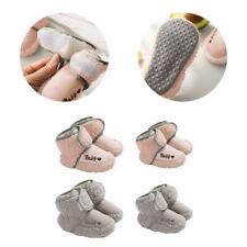Baby Hausschuhe Warme Schuhe Kinder Mädchen Jungen Kleinkind Anti-Rutsch Winter
