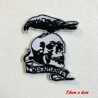 The Expendables music band Logo Iron Sew on Embroidered Patch #1861