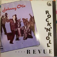 "12"" VERY RARE LP ROCK 'N' ROLL REVUE BY JOHNNY OTIS (1982) CHARLY REC CRB 1041"