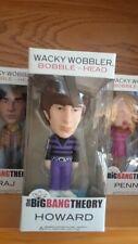 """Big Bang Theory """"Howard"""" Bobble-Head.  By Funko."""