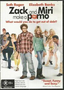 Zack And Miri Make A Porno - DVD