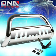 """FIT 2004-2016 FORD F-150/LINCOLN MARK LT 3""""BULL BAR+LICENSE PLATE RELOCATION KIT"""