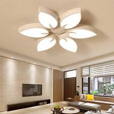 36W LED Deckenlecuhte Deckenlampe Blumen-Design Wohnzimmer Dimmbar mit FB