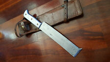 WW2 Australian survival machete Knife /|  Aircrew Pilot USAAF East Bros Sydney