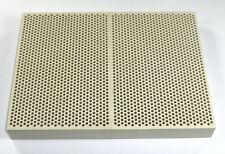 Keramik Lötunterlage / Schweißunterlage, Gr. 200x150/300x100mm, schweißen, löten