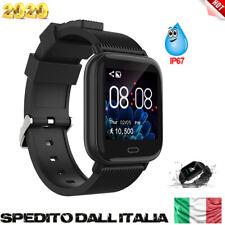 Smartwatch Orologio Bluetooth5.0 Heart Rate Pressione Sanguigna Android&Ios R8M0