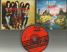 NOISY MAMA Ultra Rare 3 TRK 1991 SAMPLER PROMO DJ CD Single USA PRCD3865