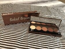 DOSE OF COLORS BAKED BROWNS EYE SHADOW EYESHADOW PALETTE LIMITED💯Authentic NIB