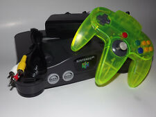 Original Nintendo 64 System Complete with N64 Controller & Cables Clean & Tested