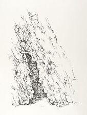WIELAND FÖRSTER - Zu C. Brentano - Willwischens Höllenort - Lithografie 1967