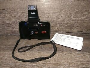 Vintage Kodak Star 435 35mm Film Point and Shoot Camera+instuctions TESTED
