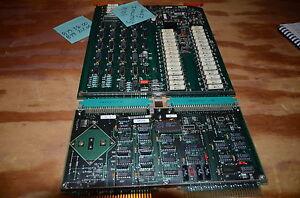 Teradyne 879-330-00 & 879-212-00 AD330 AD212 PCB Test System Printed Circuit
