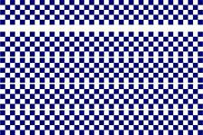 CHECKER STRIPES CAR VAN VINYL STICKERS GRAPHICS DECALS RACING SPORTS FLAG OTT 6