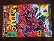 Spectacular Spider-Man #27 VF Blind Leading The Blind