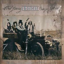 Neil Young and Crazy Horse Americana CD Brand New Sealed