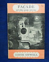 Facade and Other Poems, 1920-35 by Dame Edith Sitwell (Paperback, 1971)