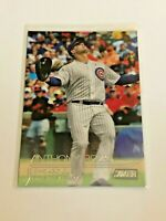 2015 Topps Stadium Club Baseball Base Card - Anthony Rizzo - Chicago Cubs