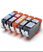 20 Generic PGI-520BK PGI520, CLI521 ink cartridges for Canon iP4600 MP560 MX860