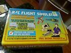 Dave Brown RC Flight Simulator Vintage with Original Box No Disks - Incomplete