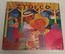 Putamayo presents Zydeco  - Various Artists  [New CD]