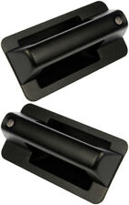 Two  Black L/R Exterior Door Handles (Dorman 760-5603&760-5604 Kodiak Topkick