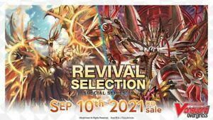 Cardfight!! Vanguard Special Series Revival Selection Display 24 Count PREORDER