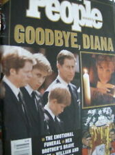 People Mag Sept 22, 1997 Goodbye Diana Special Issue