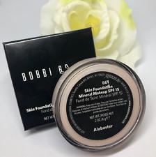 Bobbi Brown Skin Foundation Mineral Makeup SPF 15 ALABASTER ~ Discontinued, NEW