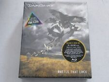 David Gilmour Rattle That Lock Deluxe CD/BLU RAY 2 DISC Box SET NEW SEALED