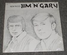 New Faces Jim N Gary~RARE Private NW Lounge Country Pop Rock~FAST SHIPPING!!!