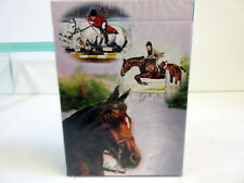 New Equestrian Horses Deck of Playing Cards Horse Card Set Ruth Maystead HOS-2