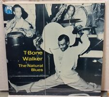 T-Bone Walker The Natural Blues UK Import Record CRB1057