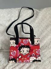 Vintage Betty Boop Handbag with Purse