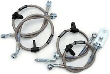 Brake Hydraulic Hose Kit-GT Front Rear Russell 693040 fits 1994 Ford Mustang