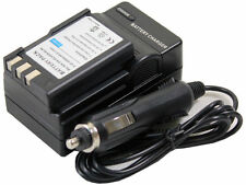new Battery and Charger EN-EL9 EN-EL9a EN-EL9e for D3000 D40 D40x D5000 D60 came