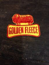 Golden Fleece Ram Patch