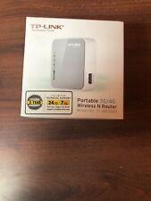 TP-Link TL-MR3020 150 Mbps 1-Port 10/100 Wireless N Router