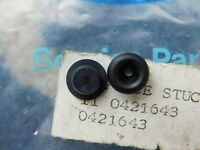 FORD ESCORT MK1 08/69> INNER DOOR RELEASE HANDLE LEVER BUSHES X 2 NOS GENUINE FO