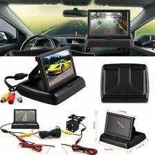 170° Caméra de recul Voiture HD + 4.3'' Vue arrière LCD Moniteur Camion Van Bus