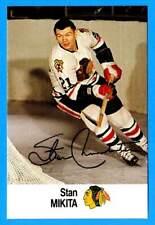 1988-89 Esso All-Stars STAN MIKITA (ex-mt) Chicago Black Hawks