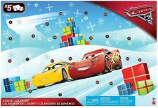 Disney Cars FGV14 3 Cars Calendario dell'Avvento