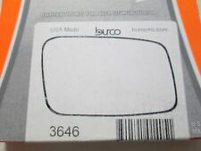 2000-2004 VOLVO S40 V40 98-00 S70 V70 PASSENGER SIDE BURCO MIRROR GLASS # 3646
