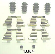 Better Brake Parts 13384 Rear Disc Brake Hardware Kit