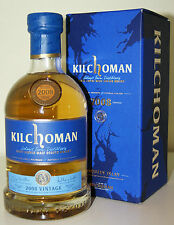 Kilchoman 2008 Vintage 46% bottled 2015 0.7L