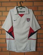 USA Home football shirt 2002 - 2003 size M jersey soccer Nike