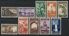 Turkey 1938 Izmir Fair set mint hinged