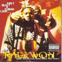 Raekwon - Only Built 4 Cuban Linx [New CD] Explicit