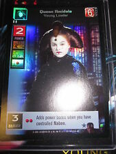 SWCCGYJ CCG YOUNG JEDI REFLECTIONS FOIL MINT SUPER RARE N° 6 QUEEN AMIDALA