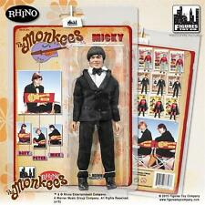The Monkees MICKY DOLENZ  8 inch Action Figures Series One; Tuxedo Outfit;