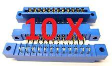 User Port Commodore PET/CBM/64/c64/sx64/128/vic20 Connector 24 pin PCB 10 pcs